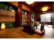 *<別邸美月庵「月」> 美月庵の3階に一部屋のみのプライベートルーム。
