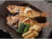 高級魚のどぐろ煮付け(二人前)