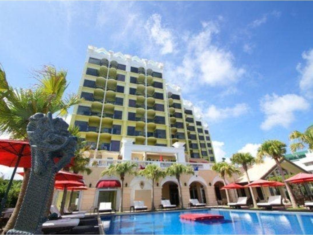 Okinawa Spa Resort EXES(沖縄スパリゾート ...