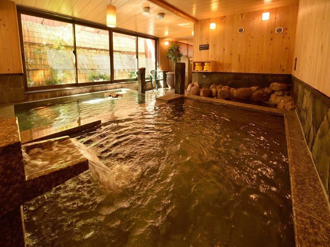 【女性大浴場】内風呂