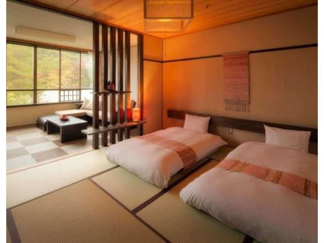 【和室 あずまし】故郷にかえったような懐かしい空間で青森の旅をより思い出深いものに。