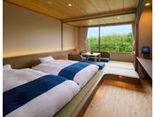 【和室 えんつこ】ゆりかごのように包み込まれているような安心感のあるお部屋