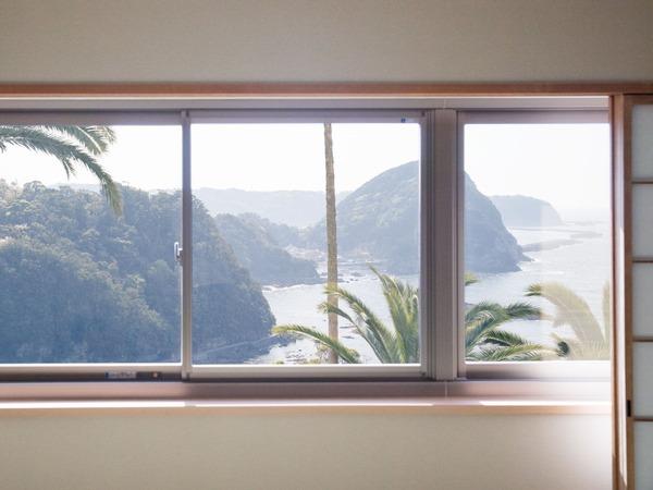 海側ファミリー和室【眺望】