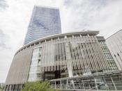 【グランフロント大阪】ホテルより徒歩圏内。2013年4月にオープンした大型商業施設。関西初出店のお店も多数あり。アクセス方法などはお気軽にお尋ねください。http://www.grandfront-osaka.jp/