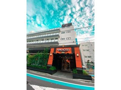 アパホテル〈TKP東京西葛西〉
