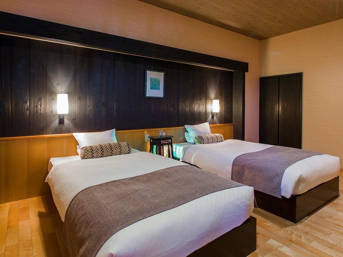 ◆最上階アッパースイートルーム◆ベッドルームイメージ