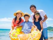 夏の家族旅行におすすめ!