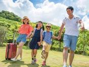 夏の家族旅行におすすめ