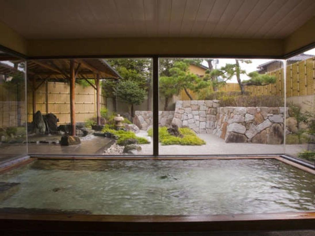 男性大浴場【古城の湯】