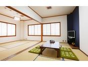 201号室 和室 13.5畳(7.5畳+6畳)