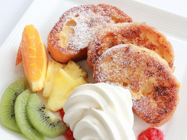 【フレンチトースト(朝食)】