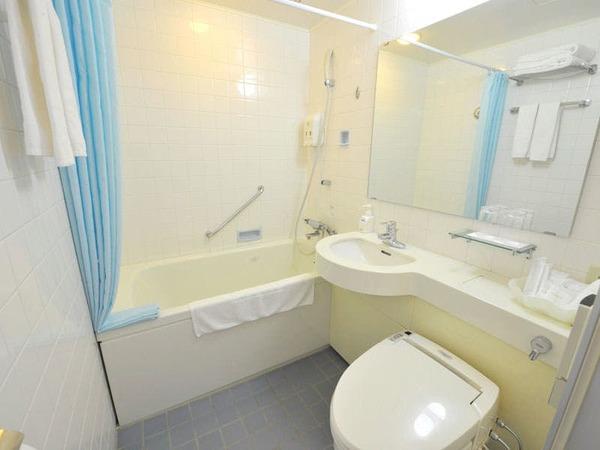 バス・トイレ(温座シャワートイレ)を完備