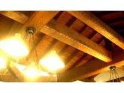 あたたかみのある灯り・・・陽だまりの家
