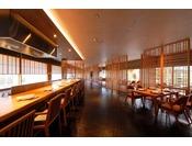 6階日本料理「弁慶」趣のある日本庭園がお客様をお出迎え。様々な用途に合わせてご利用いただけます。