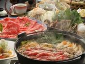 鳥取牛すき焼