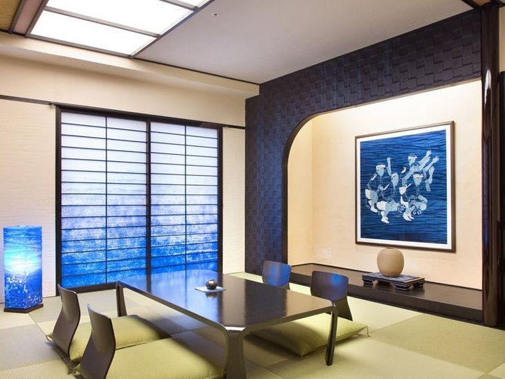 【Tポイント1%】【3つの「あい」をお届け】フレンチ会席「Awa Ai ディナー」と藍が溢れる愛だらけプラン