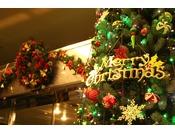 【クリスマスフェスタ】巨大ツリー!大切なあの人との思い出に♪