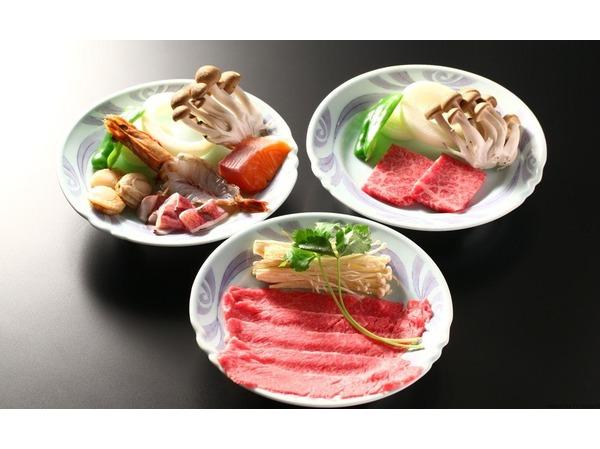 選べる主菜料理「台の物3種」