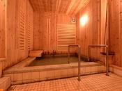 *貸切風呂/親しい間柄の方とだけ、ゆっくり小浜温泉をお愉しみ下さい。(1組1回50分900円)