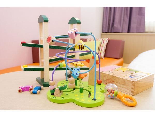 ベビールーム室内玩具備品