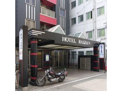 ホテル来山北館