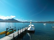 夏の支笏湖はボートやレンタサイクル、トレッキングに釣りなどアクティビティ満載!