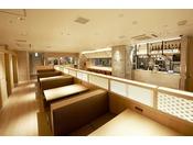 1階「四季百選」ホテル朝食会場
