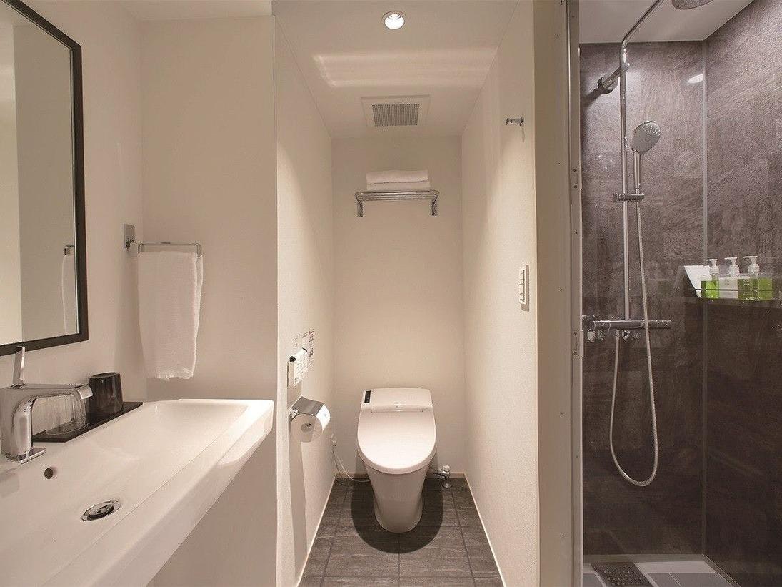 スタンダードダブル(和室)バスルーム