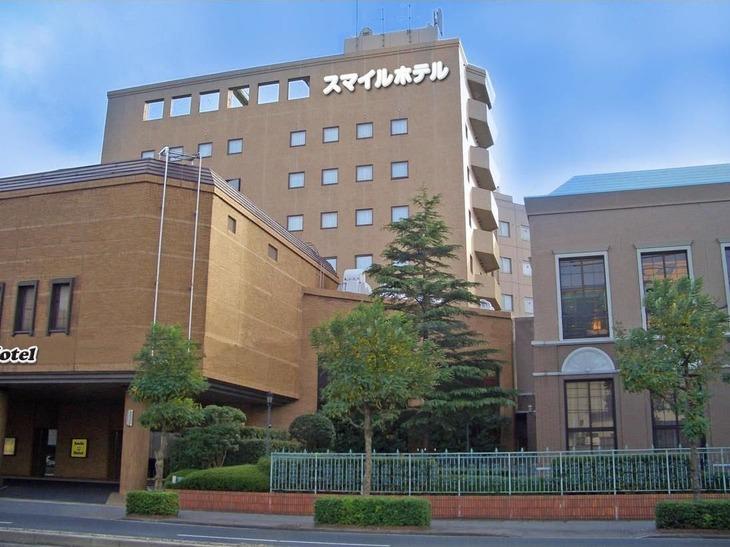 スマイルホテル米子