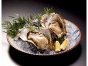 【別注料理】渥美半島近海で採れた、「岩カキ」は新鮮さそのもの!別注にて承っております。