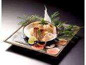 【別注料理】本ミル貝のお造り