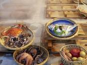 蒸し釜のイメージ写真です。食材によって蒸す時間が異なりますので、タイマーを借りれますよ!