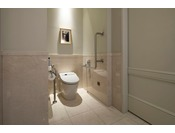 バリアフリールーム バスルームイメージ