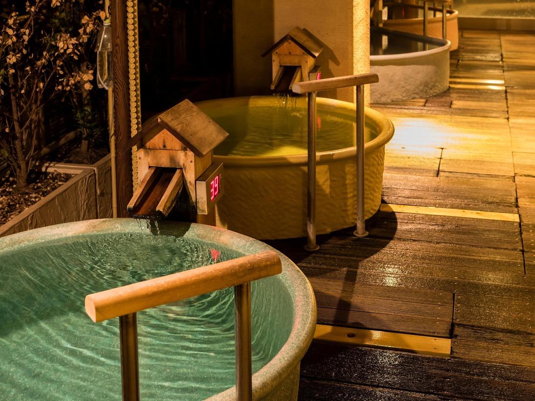 6階展望風呂【ほしみ四湯】