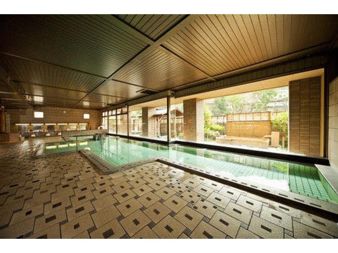 2階大浴場「早雲の湯」