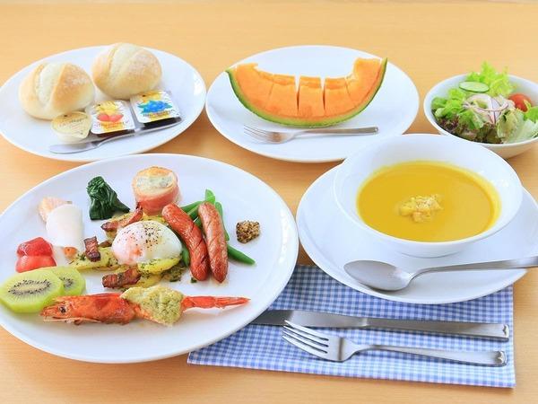 全て手作りの朝食!
