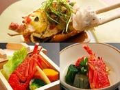 【選べる食材&お好みの調理法】憧れのオーダーメイド!イセエビ~黄金焼きorセイロ蒸しor具足煮