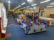 ゲームコーナー イルカのしっぽ(1階)