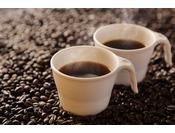 朝食メニュー コーヒー