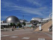 【名古屋港水族館】フロントにてチケット販売しております