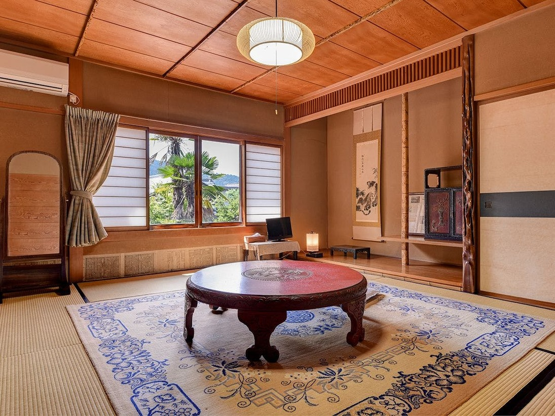 *【部屋】和室8~10畳のお部屋はグループのお客様におすすめです
