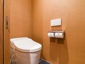 *【部屋(新館ネスト共通バストイレ)一例】自然素材を部屋の隅々にさりげなく馴染めました