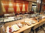■【朝食ビュッフェ】:和洋食共にお楽しみいただける朝食をご用意しております。
