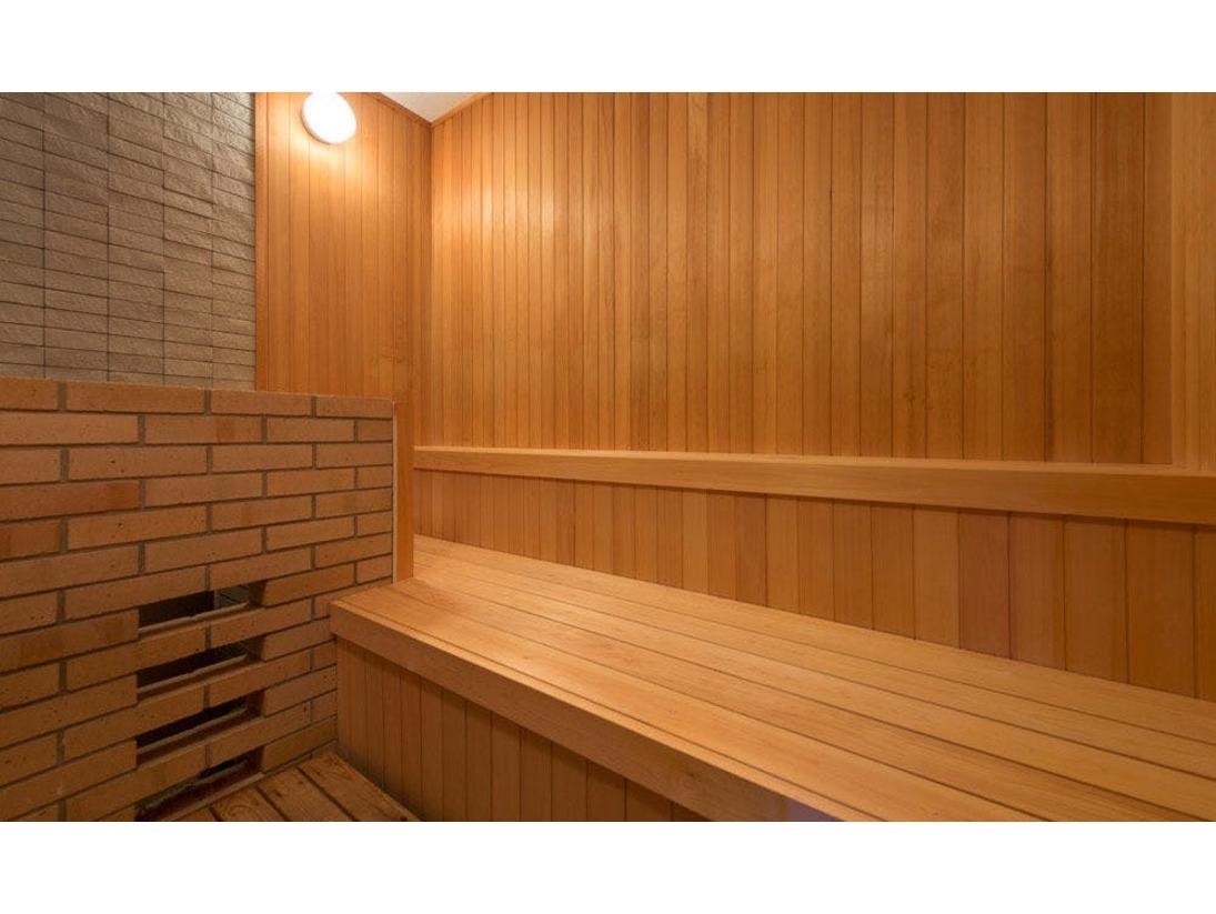 【サウナ】大浴場にはサウナもございます。たくさん汗をかいてリフレッシュしていってはいかがでしょうか?