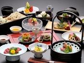 春の郷土料理膳/一例