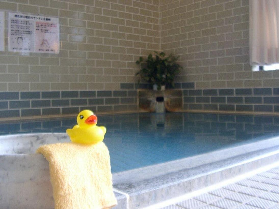 *【大浴場一例】温泉は24時間いつで入れます!温泉三昧で美肌&体ポカポカに☆