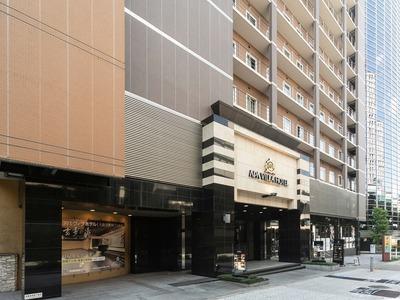アパヴィラホテル〈大阪谷町四丁目駅前〉(アパ...