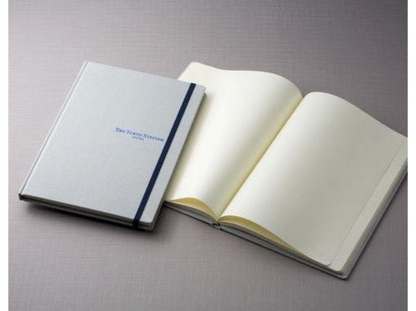オリジナルノートブック イメージ