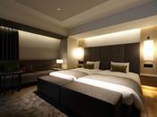 【セミスイート】56.1平米/ベッド幅1200mm