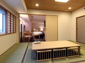 【コンフォート和洋室】56.1平米/ベッド幅1200mm